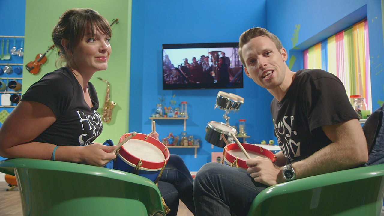 Music / Science KS2: How drums make sound