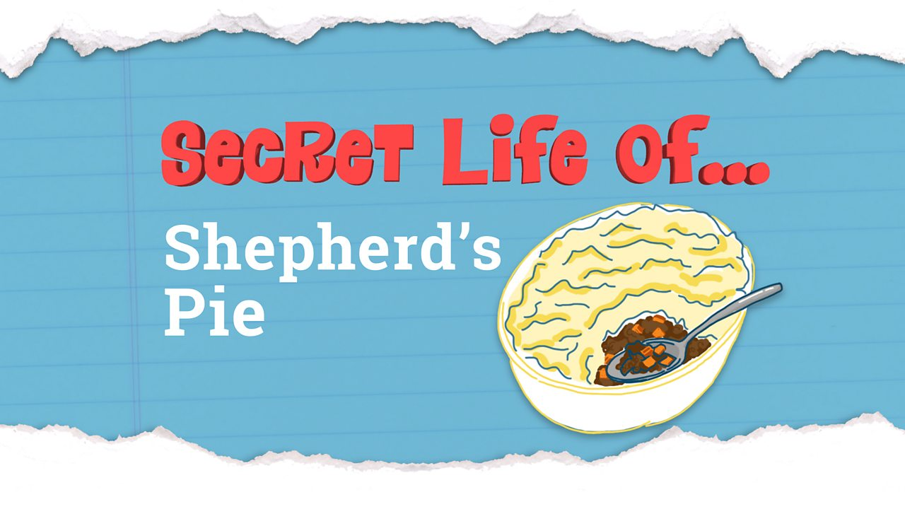The story behind Shepherd's Pie