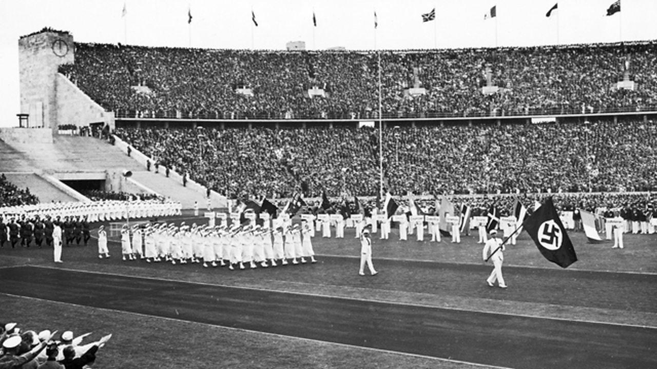 The Berlin 1936 Olympic Stadium