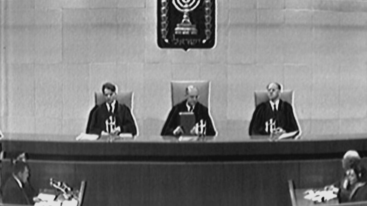 The Eichmann trial and the State of Israel