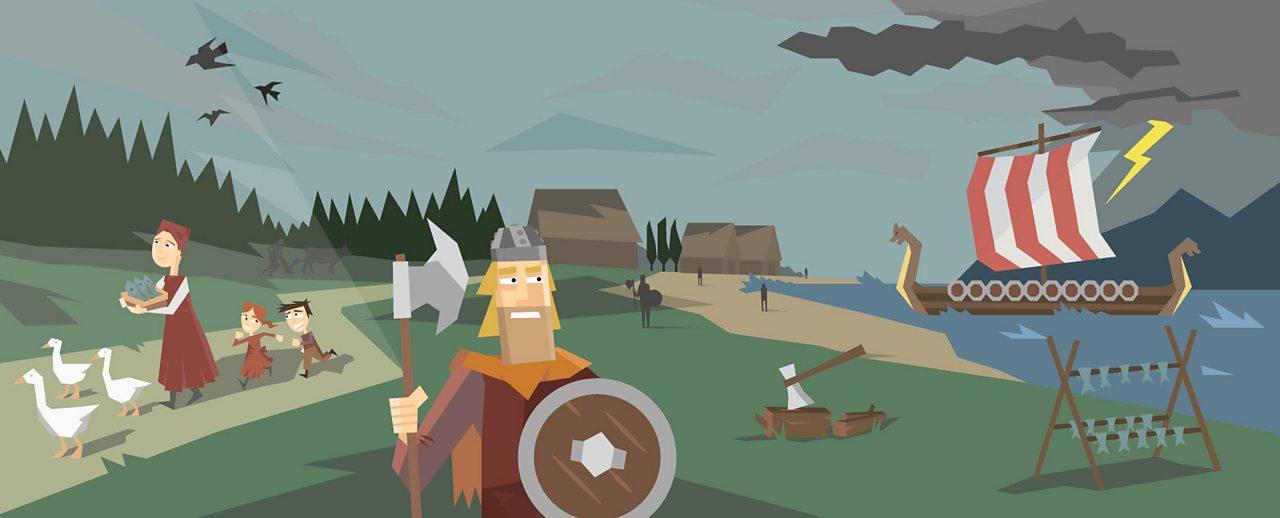 Bbc Bitesize What Was Life Like In Viking Britain