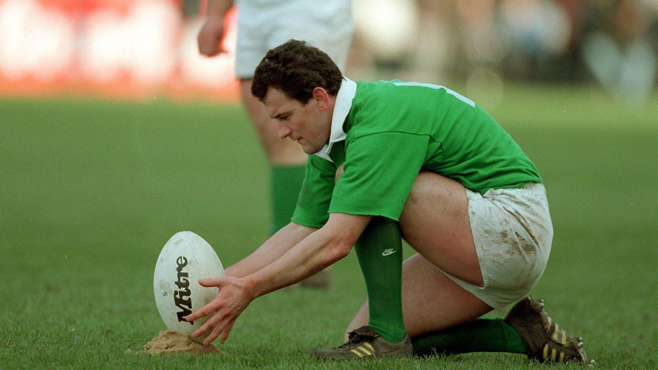 Eric Elwood of Ireland in 1994