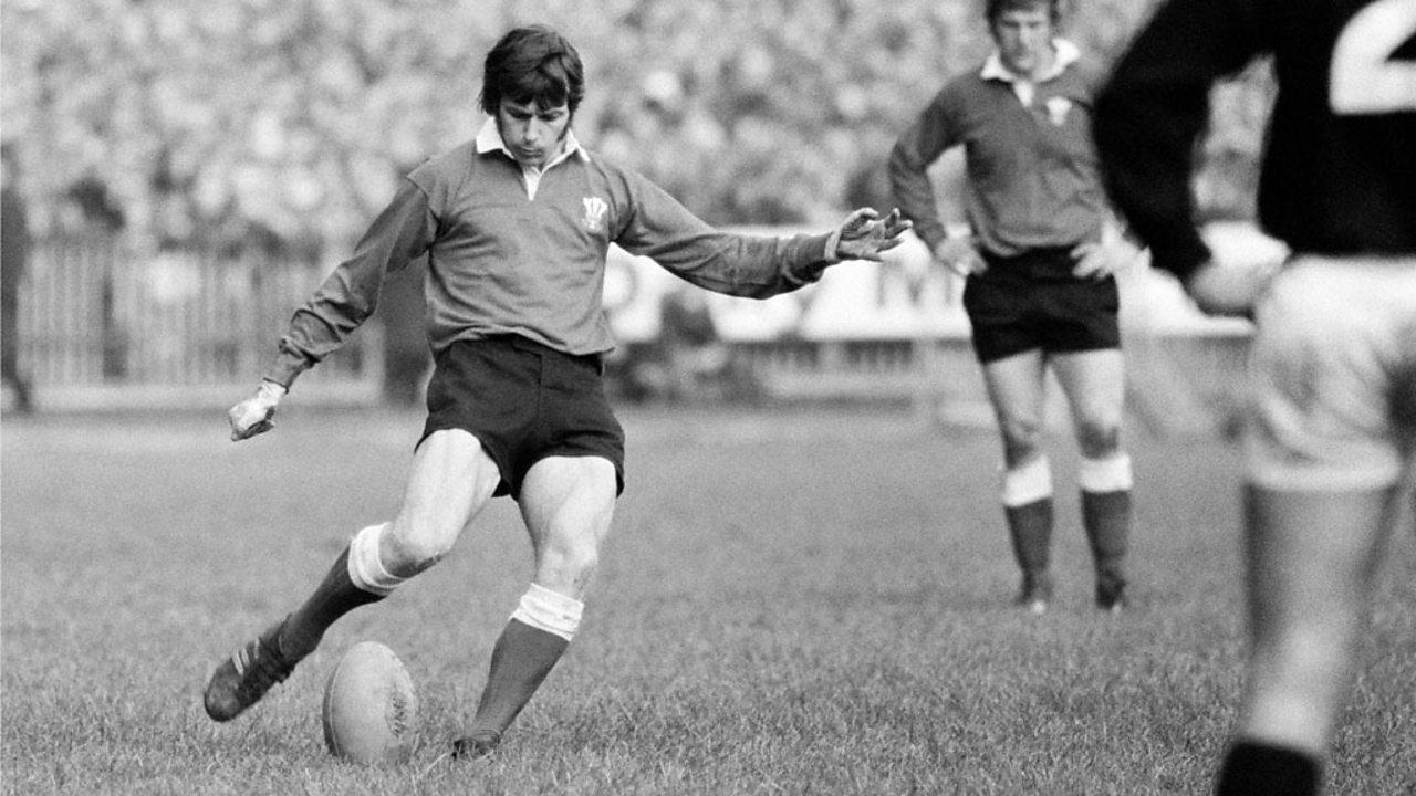 Barry John in 1972