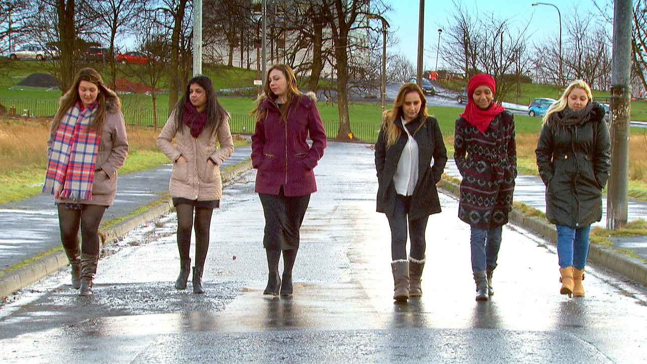 The Glasgow Girls' Stories