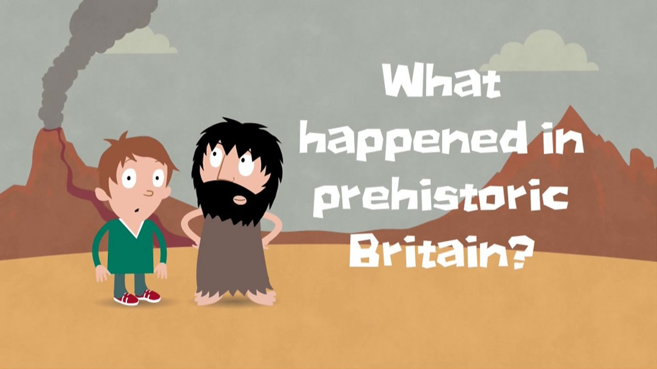 How do we know what prehistoric Britain was like?