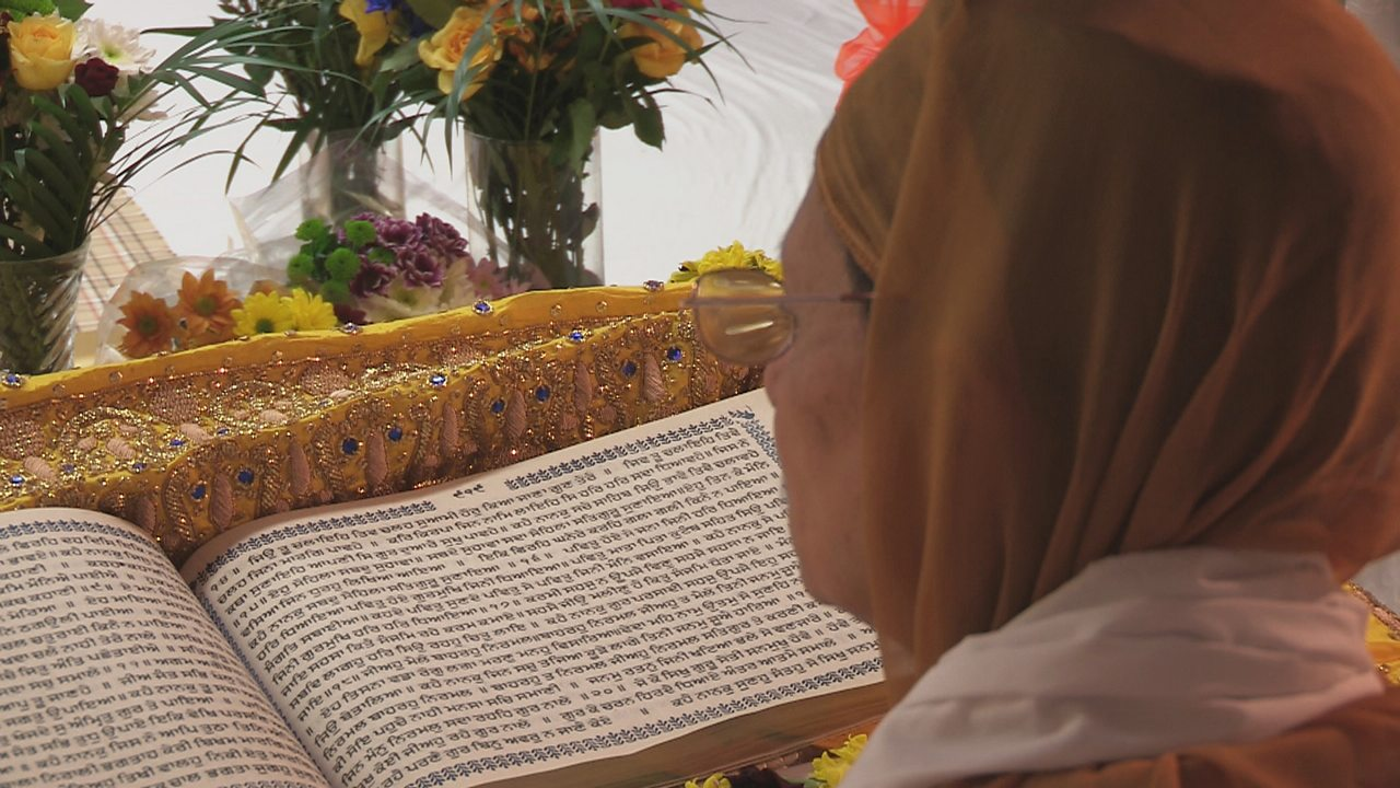 The Guru Granth Sahib