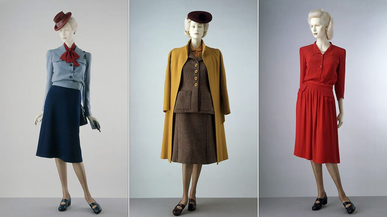 WW2: Did the war introduce designer fashion to our high streets?