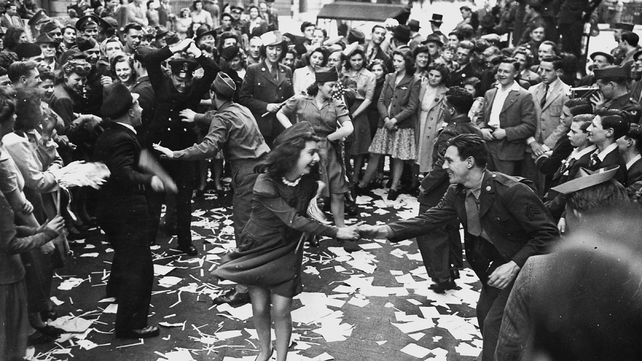 WW2: How did the British plan to celebrate VE Day?