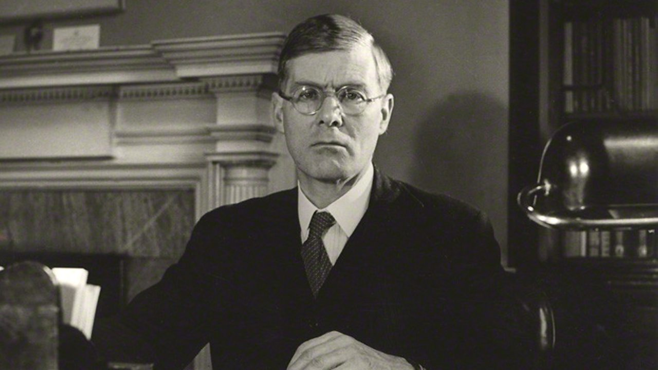 Cabinet Secretary Edward Bridges, the man in charge of the committee for VE day