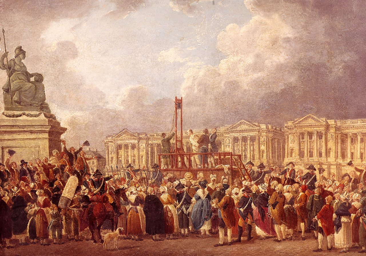 The execution of Louis XVI challenged the established social order not just in France but throughout Europe.