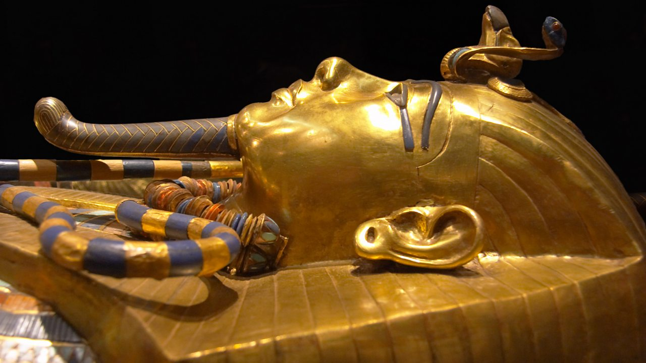 How do you solve the mystery of Tutankhamun's death?