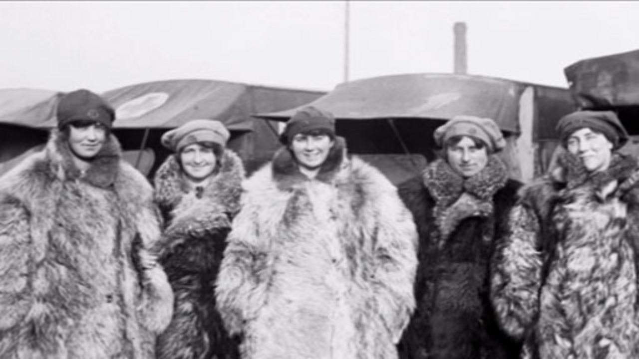 How women joined the war effort in World War One