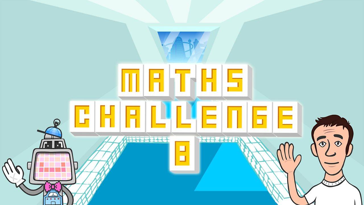 Take on the Maths Challenge!