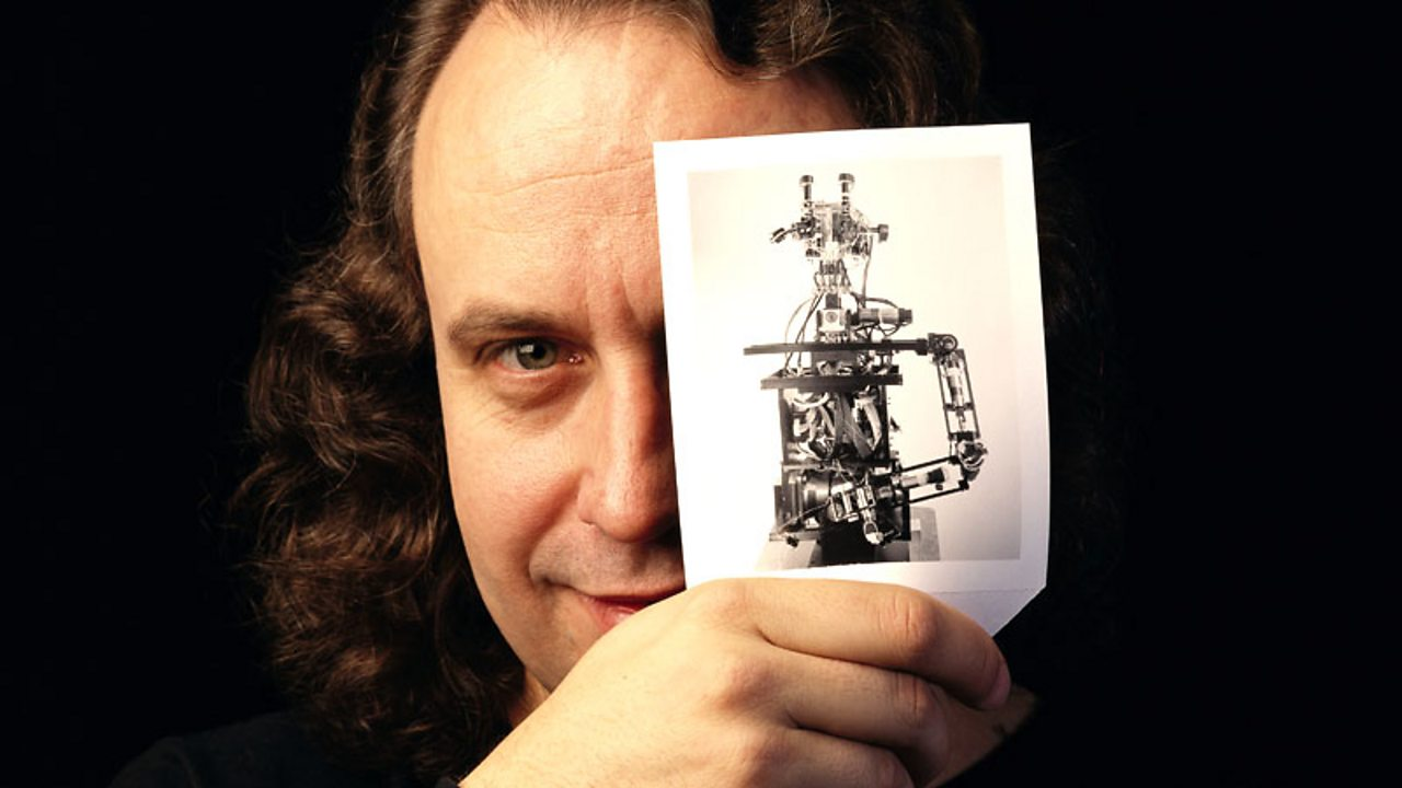 Rodney Brooks, director of the MIT Artfificial Intelligence Laboratory.