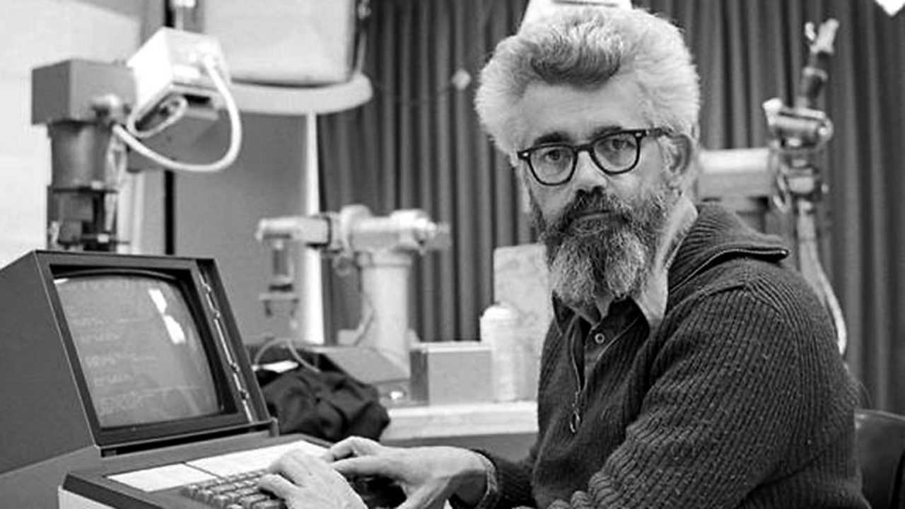 John McCarthy, a computer scientists sometimes referred to as the 'father of AI'