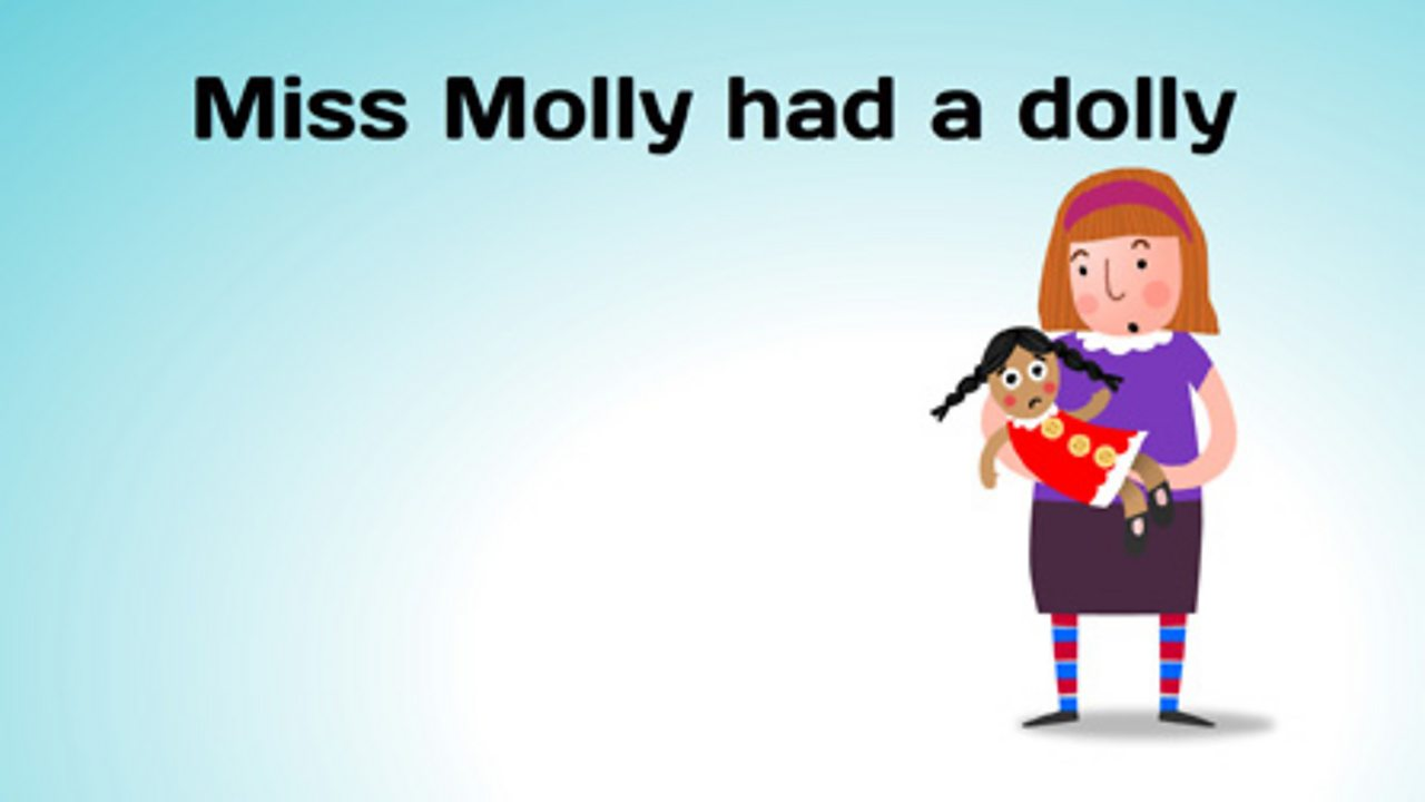 Miss Molly had a dolly