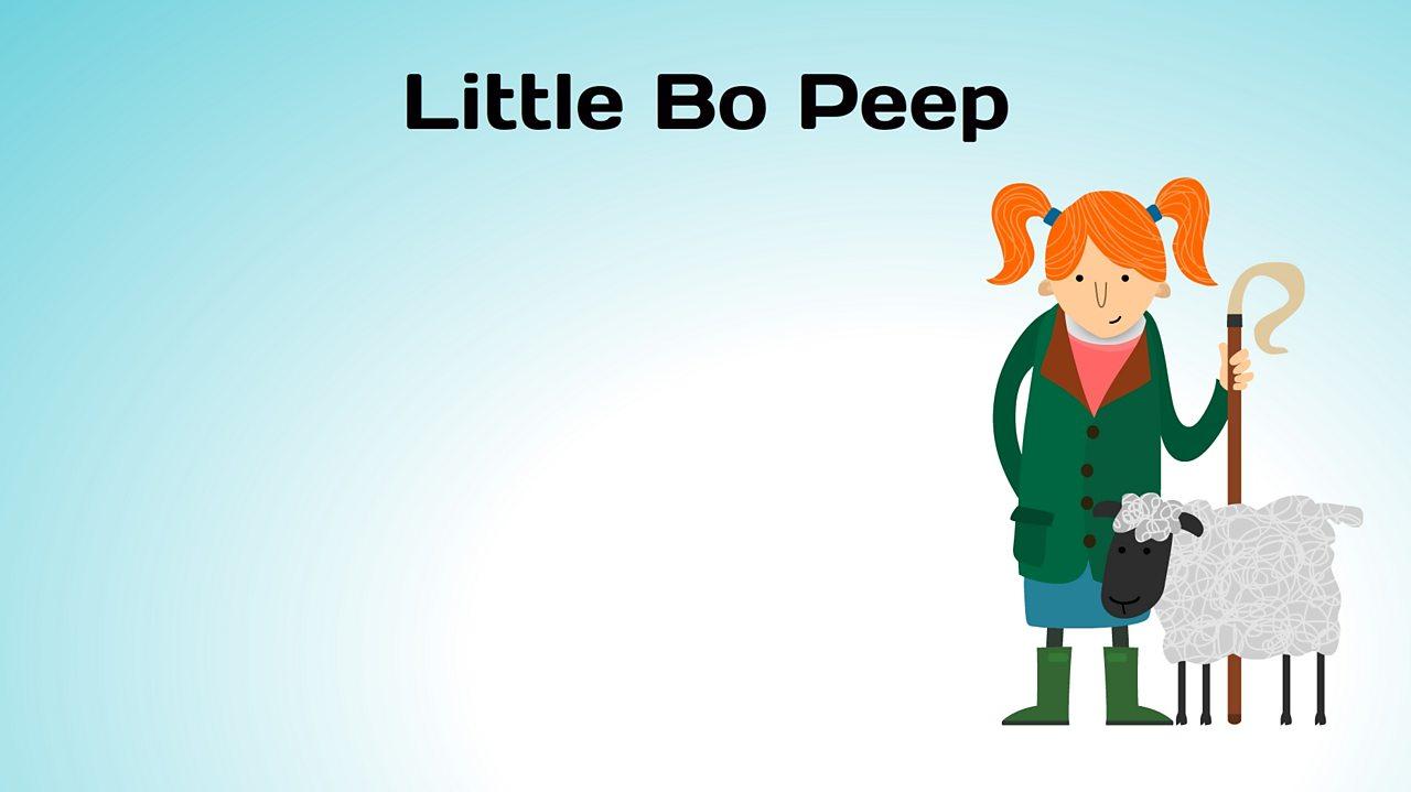 Little Bo Peep - BBC Teach