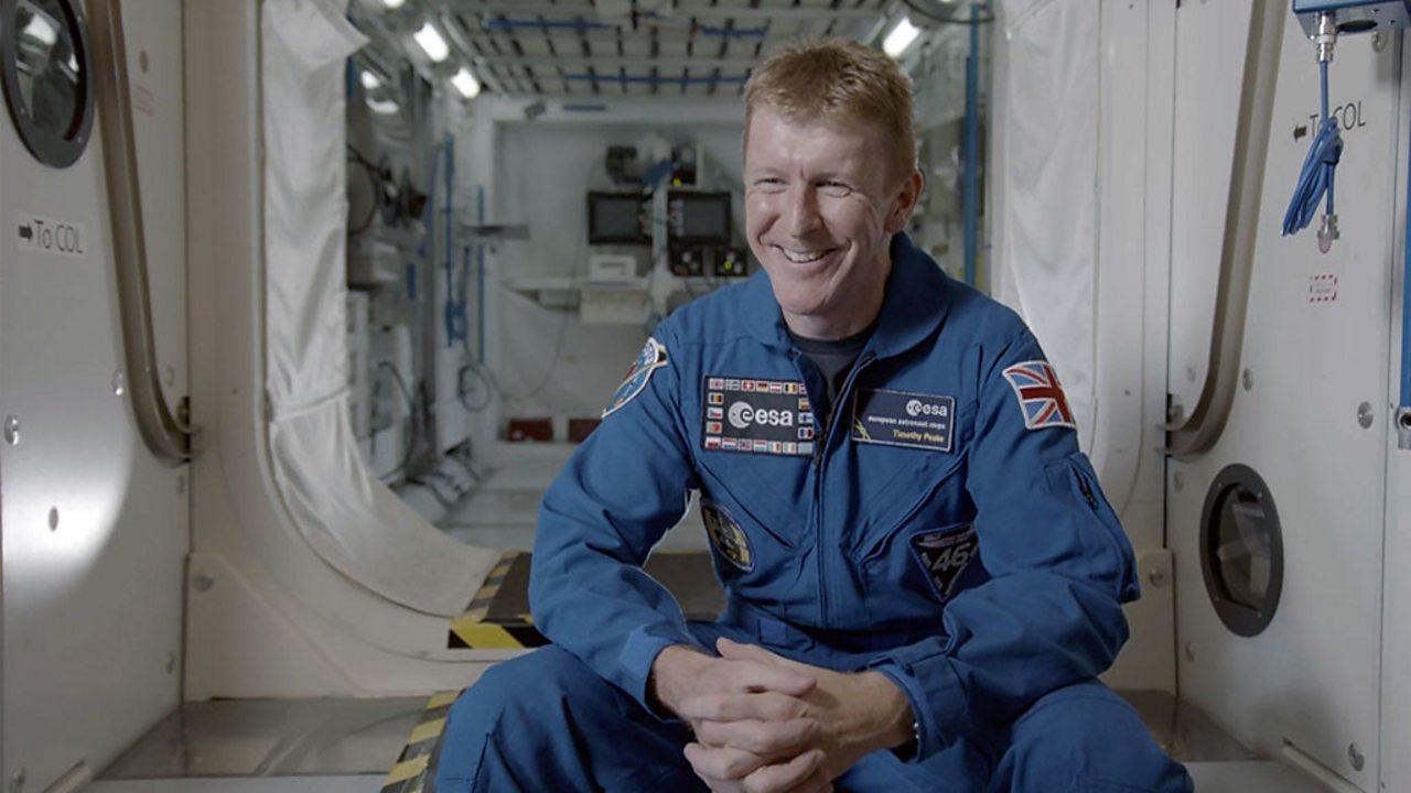 Tim Peake: Ask an astronaut