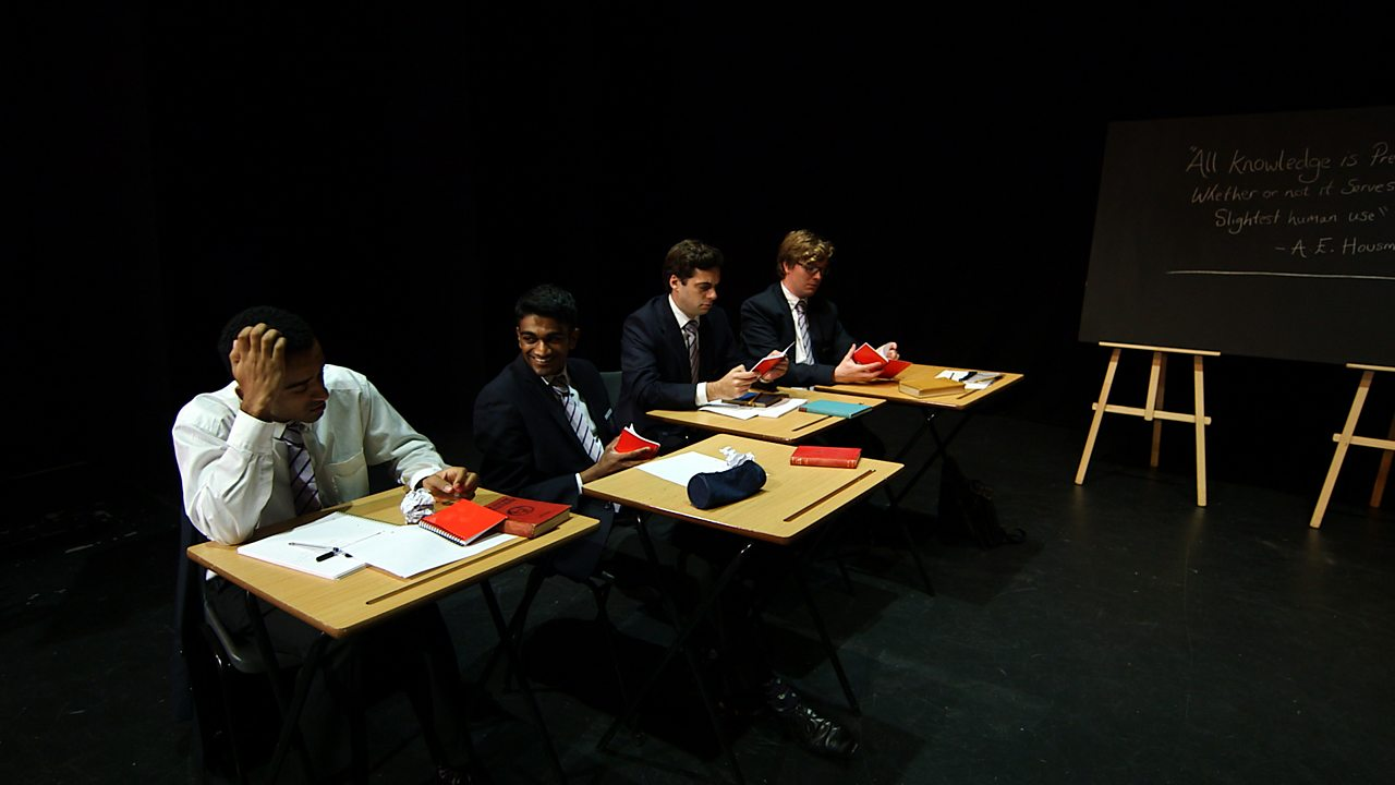 The History Boys - Plot