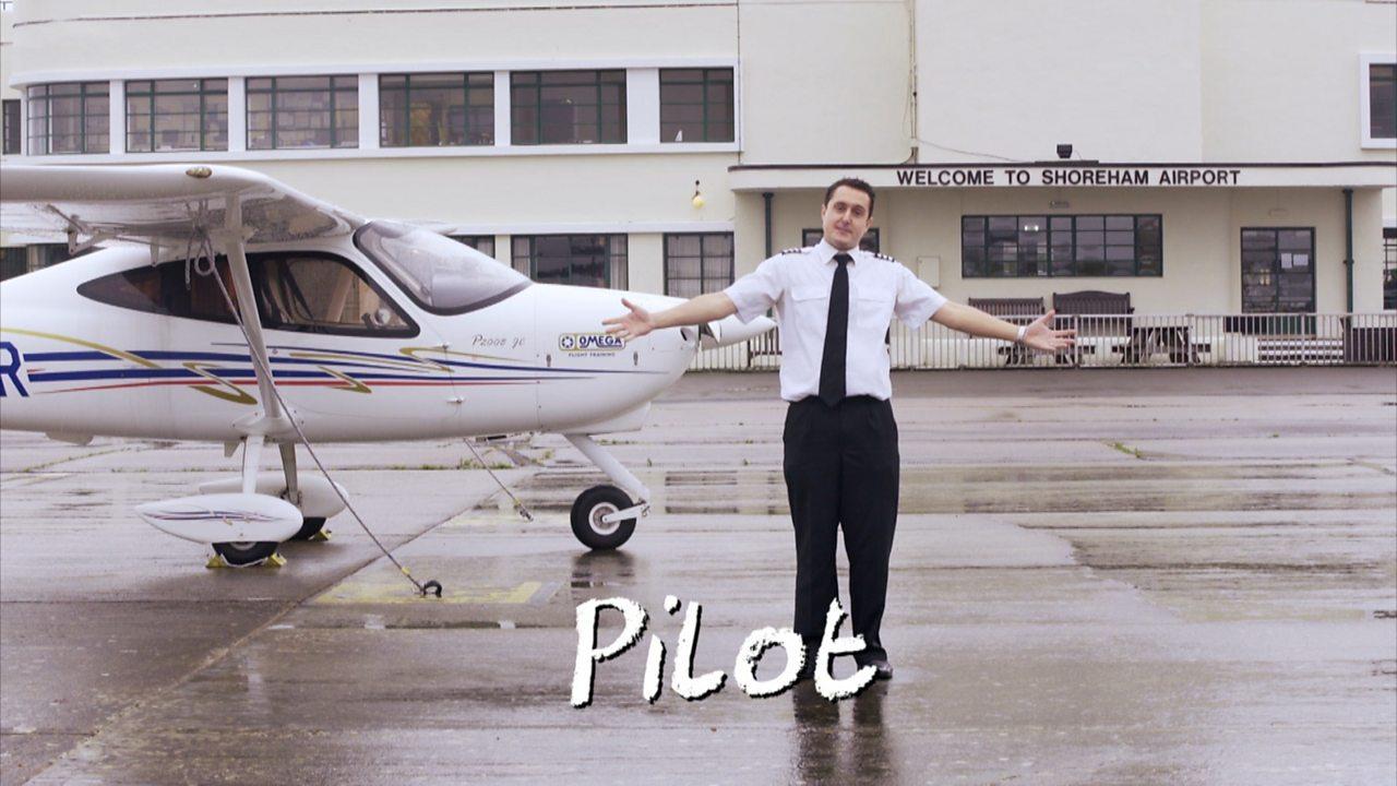 PSHE KS1 / KS2: Proud to be a pilot - BBC Teach