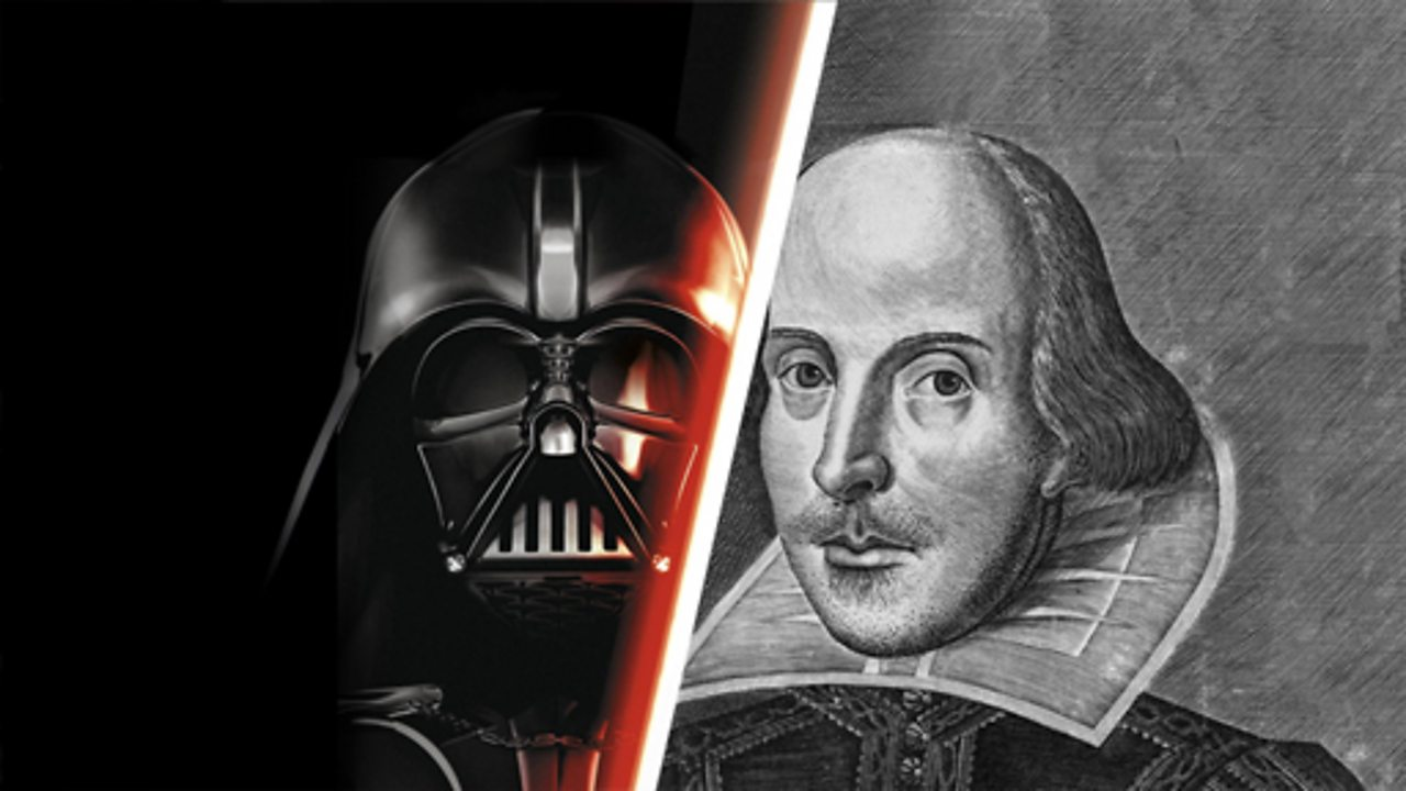 Did Shakespeare write Star Wars?