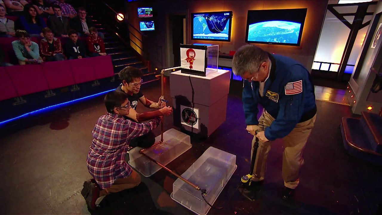 The danger of orbital debris