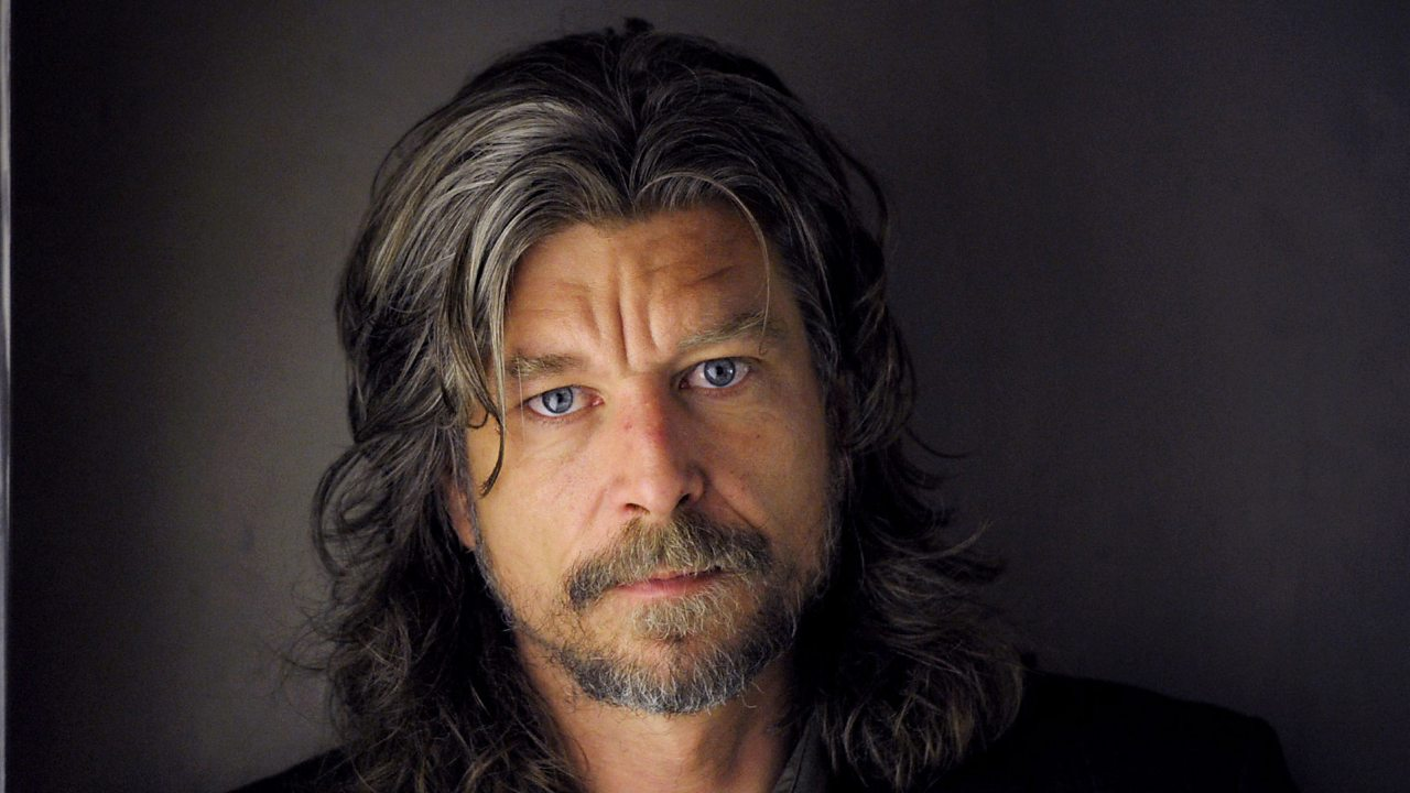 Norwegian author Karl Ove Knausgaard