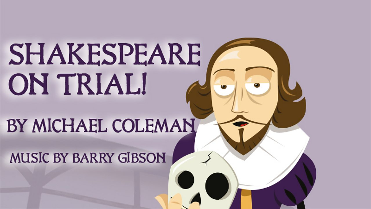 Shakespeare on Trial! - playscript