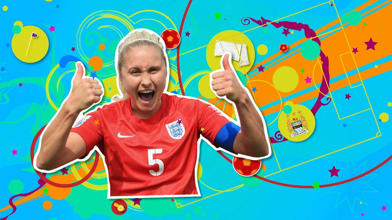 Steph Houghton - England Football Captain
