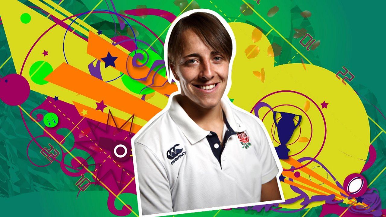 Physical Education KS2 / KS3: Katy McLean - England Rugby Captain