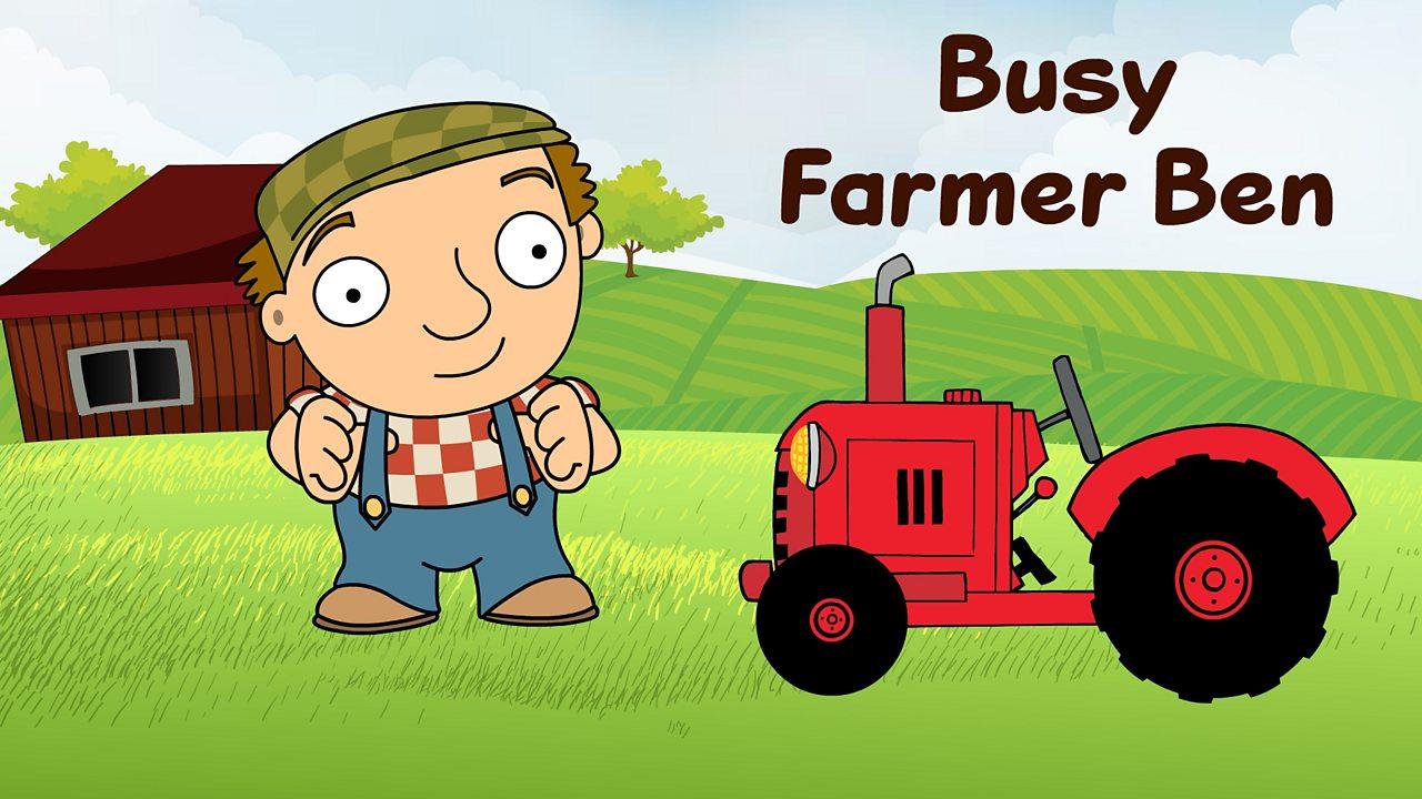 Busy Farmer Ben