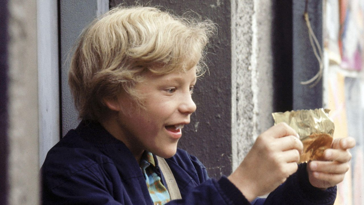 Peter Ostrum as Charlie Buckett in Charlie and the Chocolate Factory