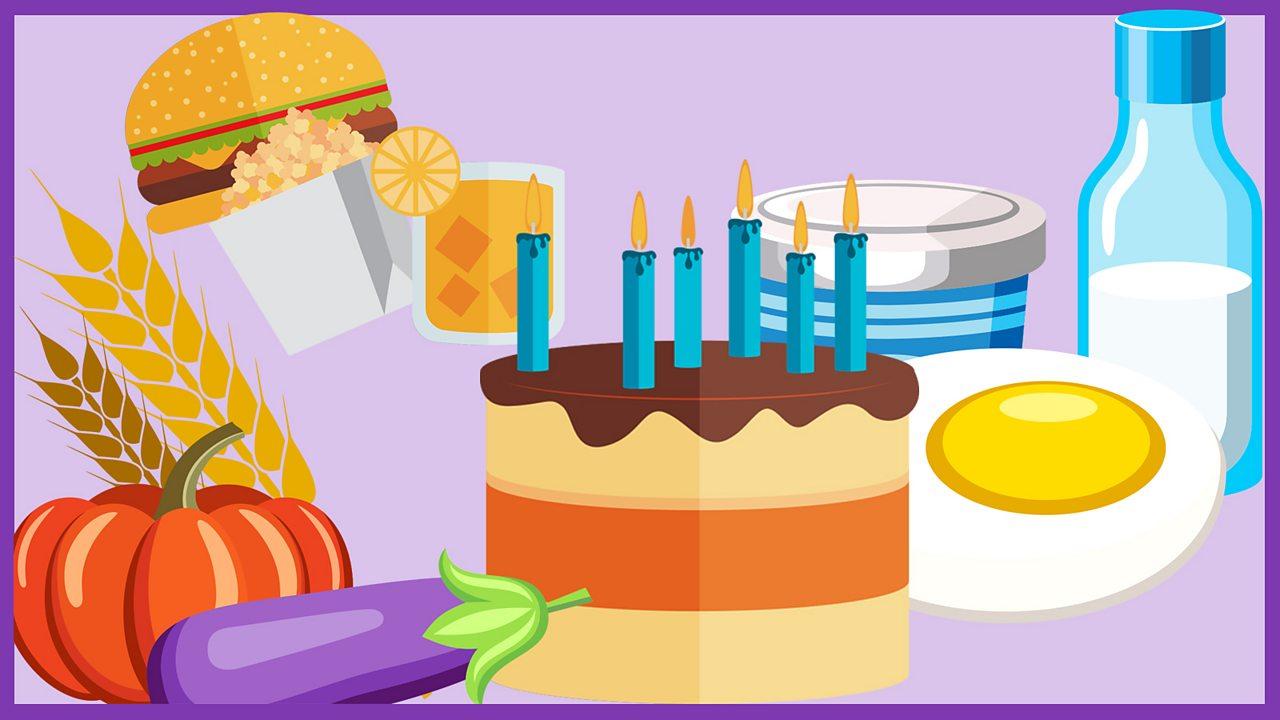 5. Food is for Celebration