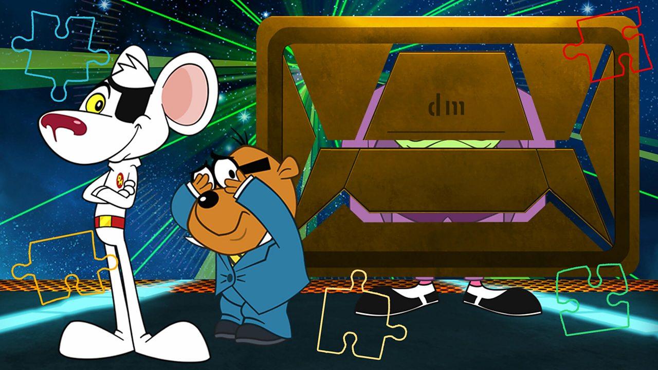 Jigsaw: Danger Mouse