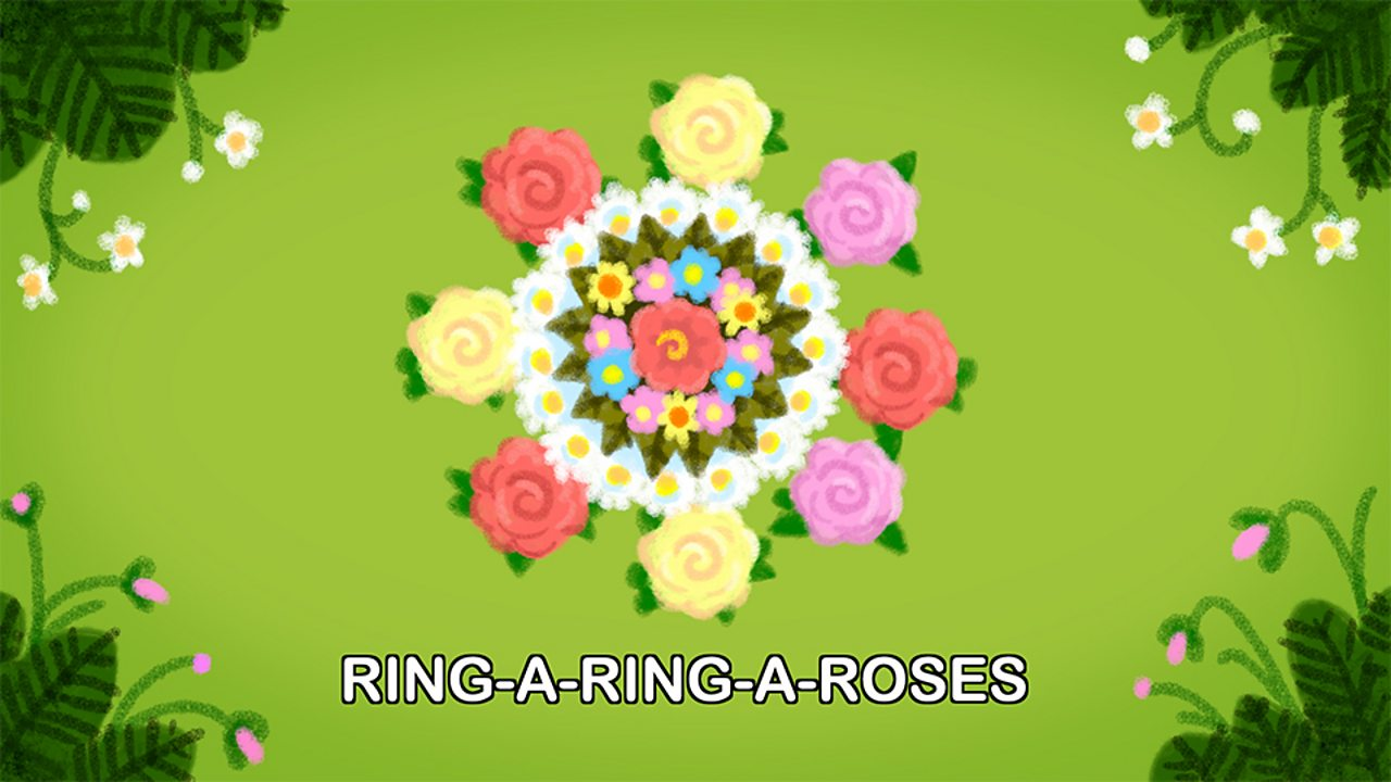 Ring-a-ring-a-roses
