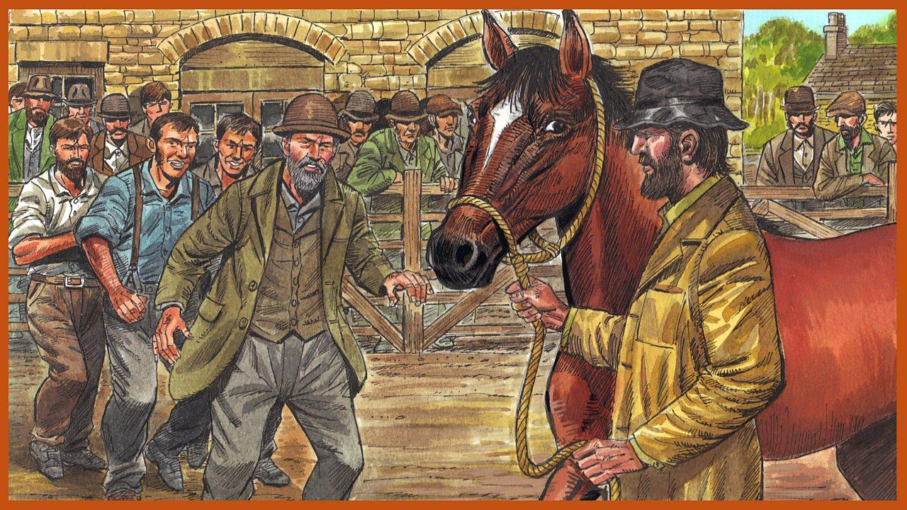 English Ks2 War Horse By Michael Morpurgo Bbc Teach