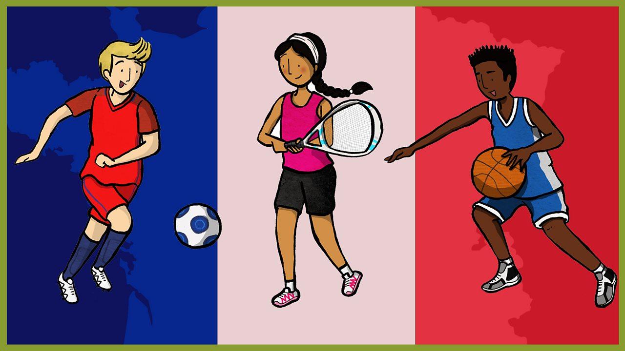 6. Le sport et les jours de la semaine