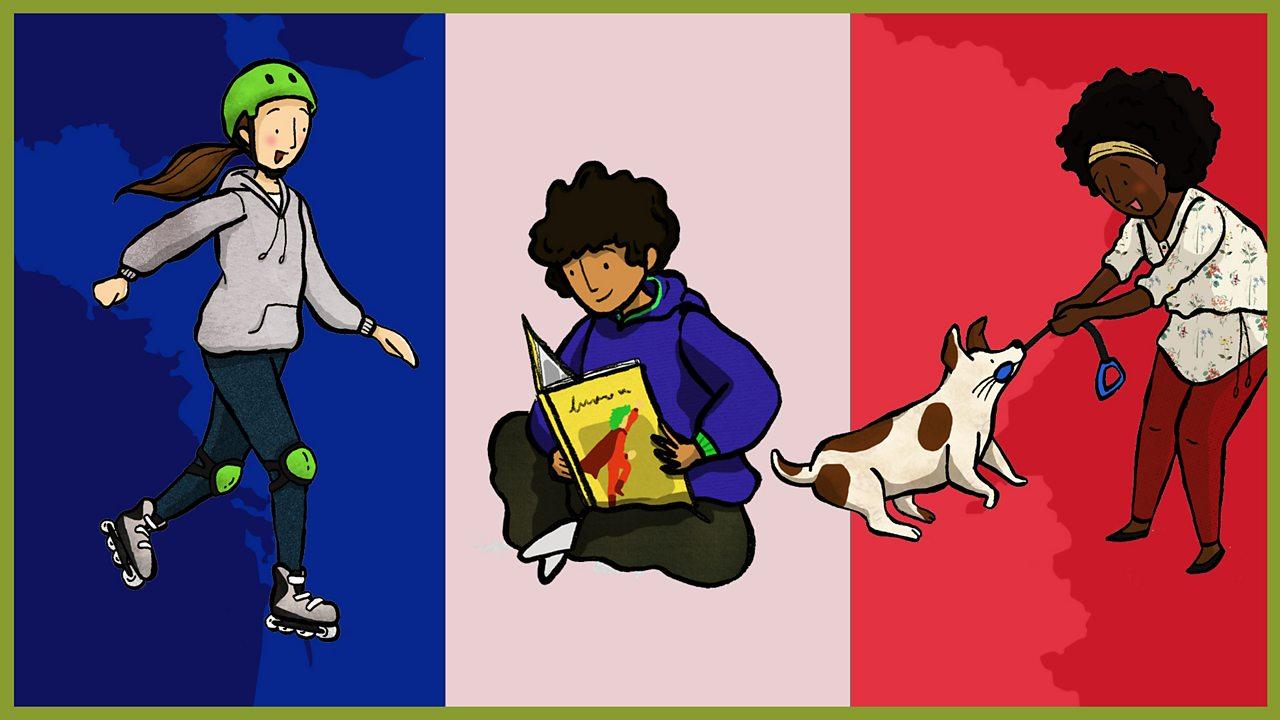 KS2 French: 7. Les loisirs (Hobbies) - BBC Teach