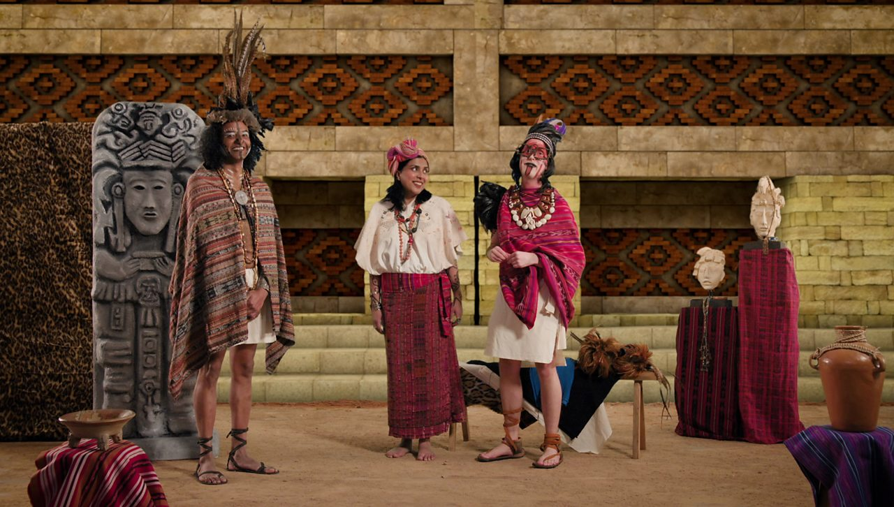 Fashion in Maya civilisation