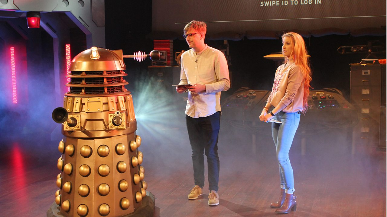 Doctor Who and the micro:bit - Live Lesson