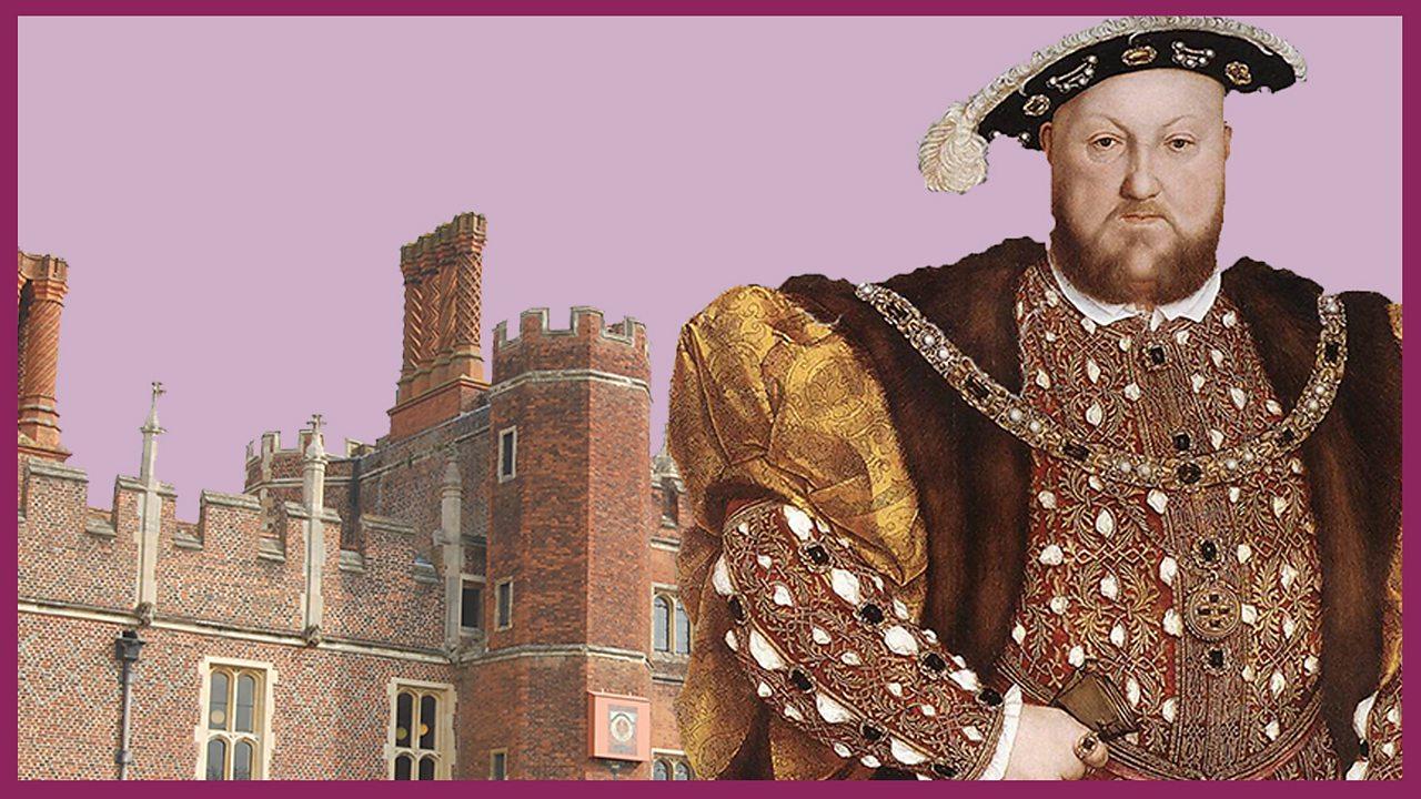 1. Henry VIII
