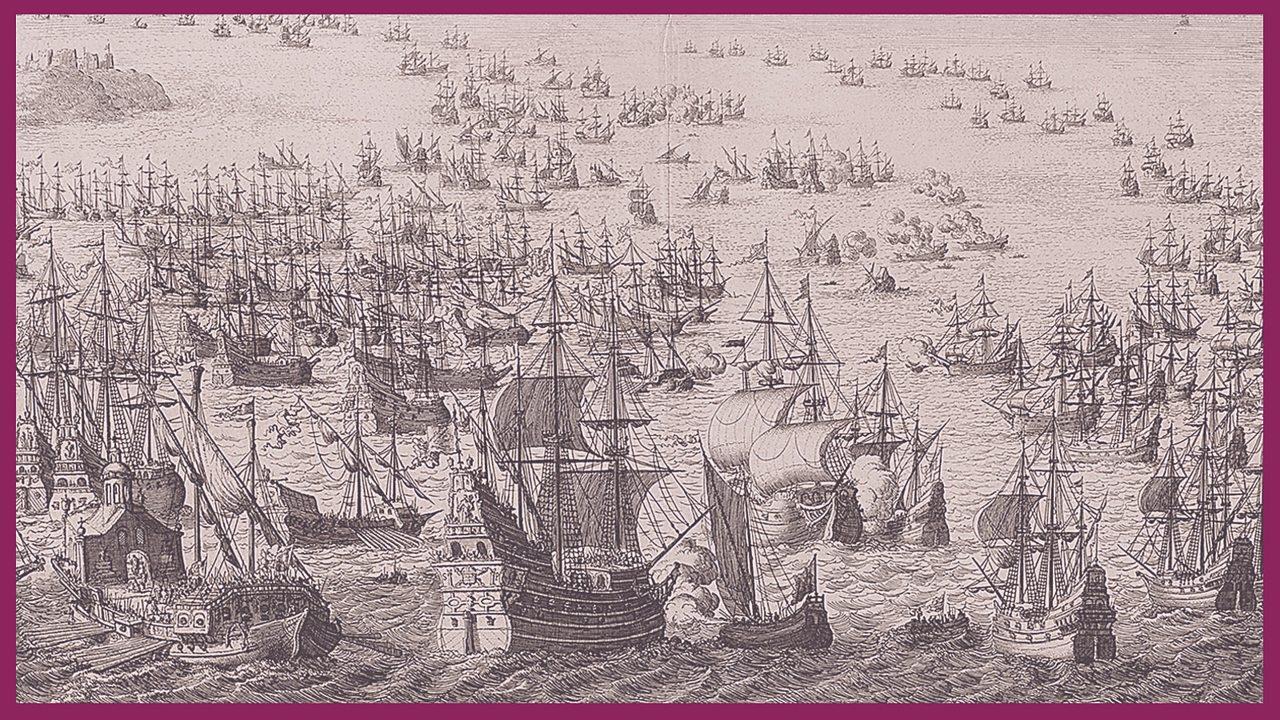 8. The Spanish Armada