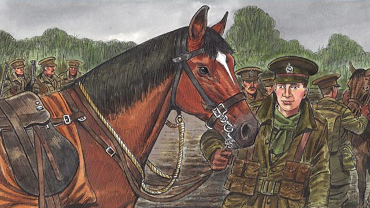 School Radio - War Horse by Michael Morpurgo