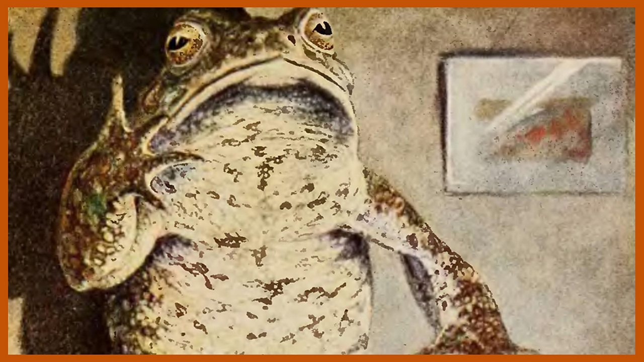 6. Mr Toad