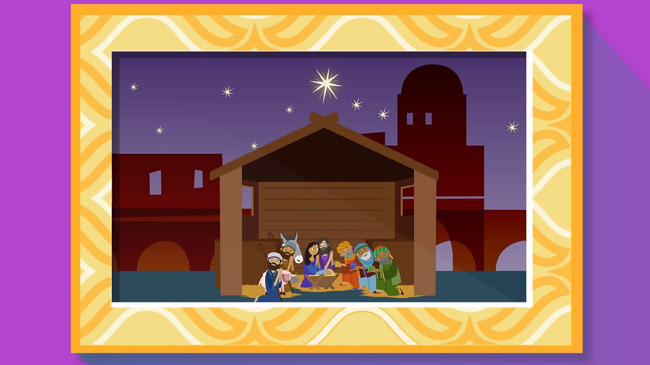 The Christian Story of the First Christmas