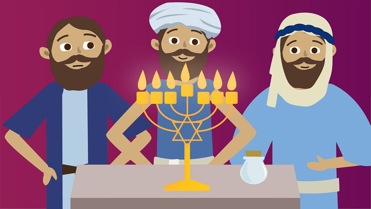 Religious Studies KS1: The Jewish Story of Hanukkah
