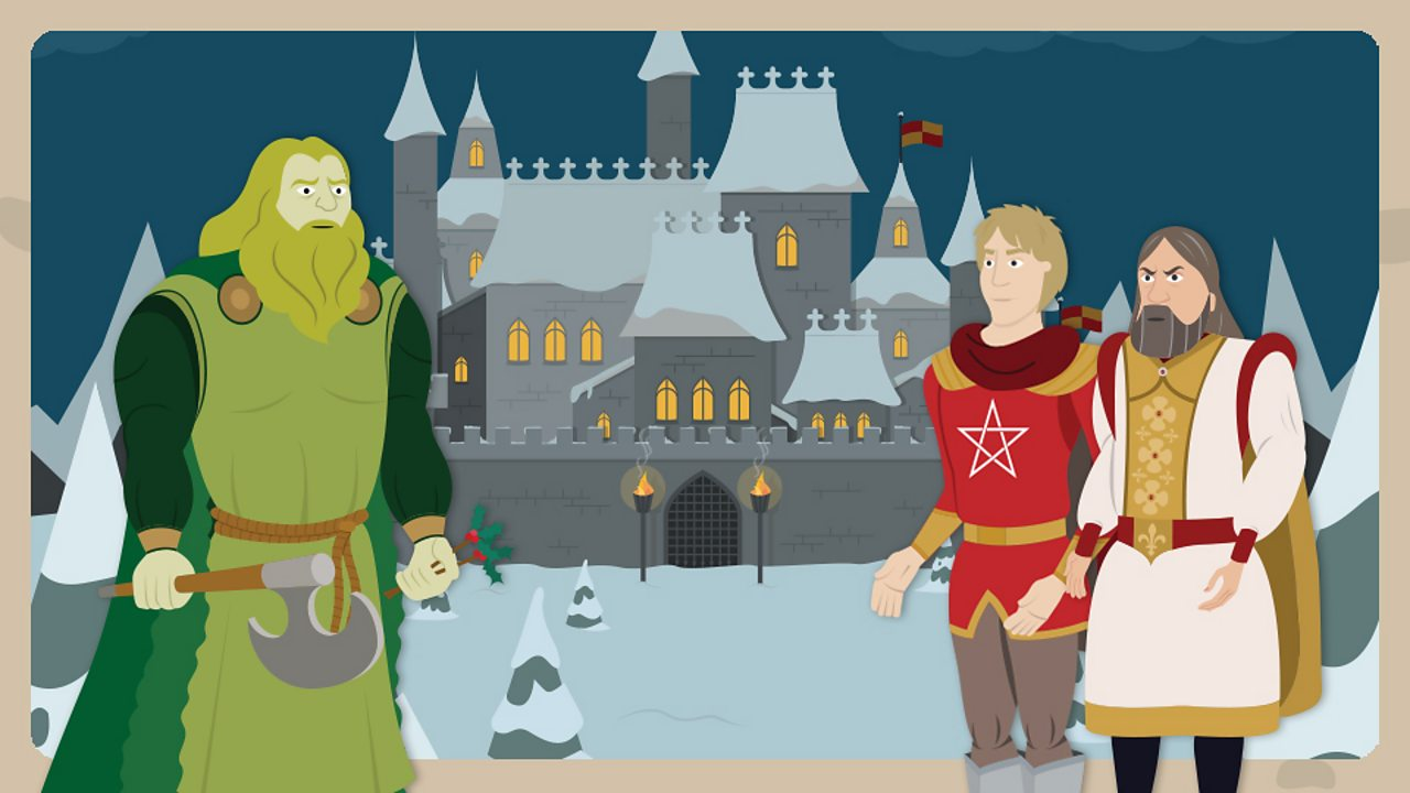 1. At the court of King Arthur