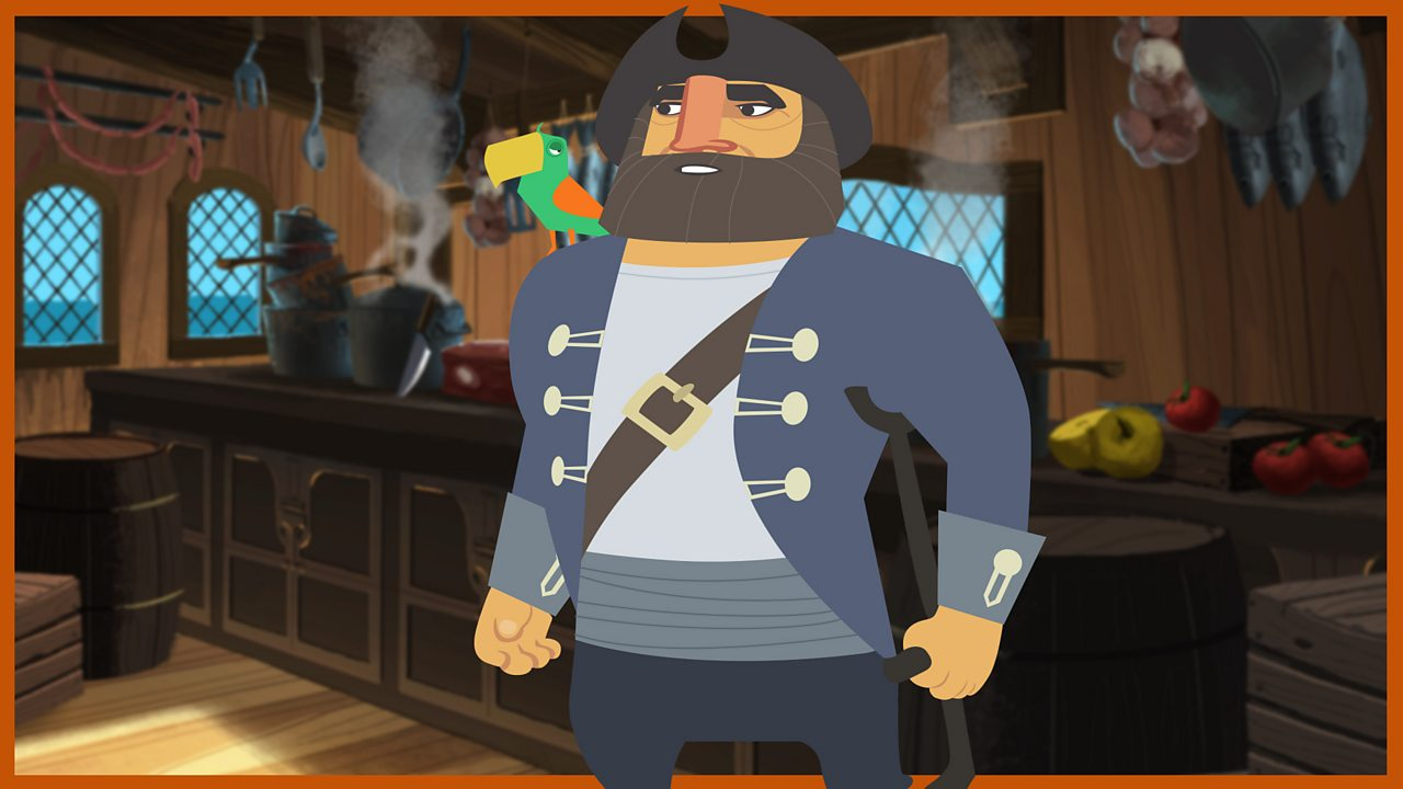 Long John Silver: Ruthless leader of the pirates... but also resourceful and brave... forges a bond with Jim.