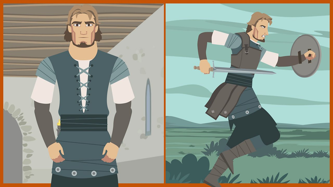 Macduff: An important noble; he swears vengeance on Macbeth after the murder of his family.