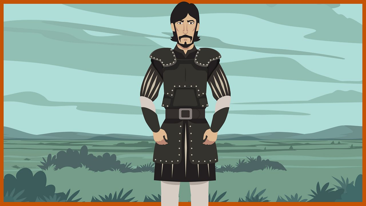 Lennox: A nobleman; loyal to Macbeth to begin with, but then joins with Malcolm's army against him.